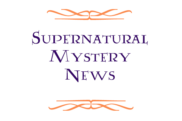 Supernatural Mystery Books